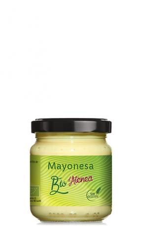 Salsa Mayonesa ecológica Bio d'Atenea