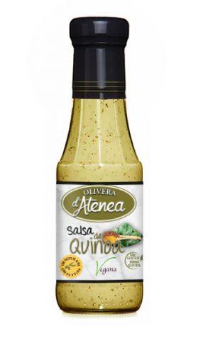 Salsa Quinoa Olivera d'Atenea-Superfood-fabricantes-de-salsas