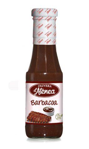 Salsa Barbacoa Olivera d'Atenea, sin gluten