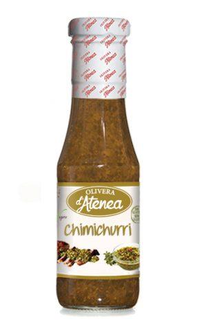 Salsa Chimichurri Olivera d'Atenea300g, vegana y sin gluten