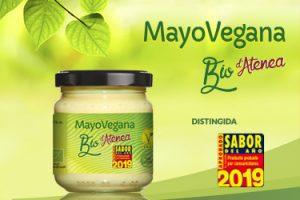 La salsa MayoVegana Bio d'Atenea ha obtingut la distinció producte Sabor del Año 2019