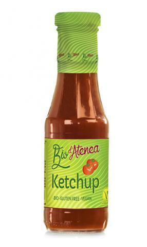 Ketchup ecológico Bio d'Atenea