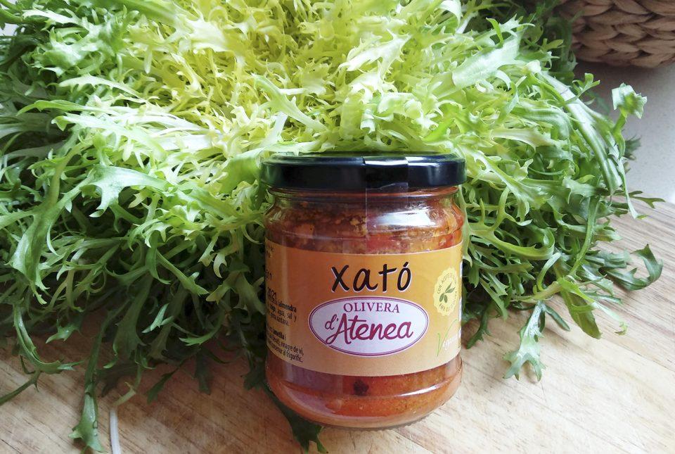 Salsa Xató Olivera d'Atenea