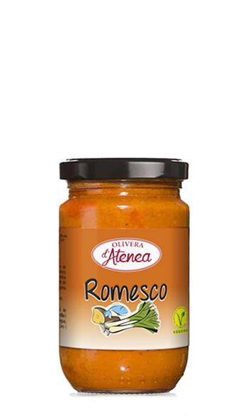 Salsa Romesco Olivera d'Atenea 290 g