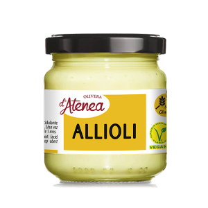 Allioli Olivera d'Atenea 180 g