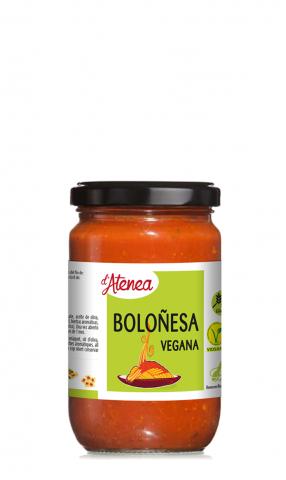 Salsa Boloñesa Vegana Olivera d'Atenea
